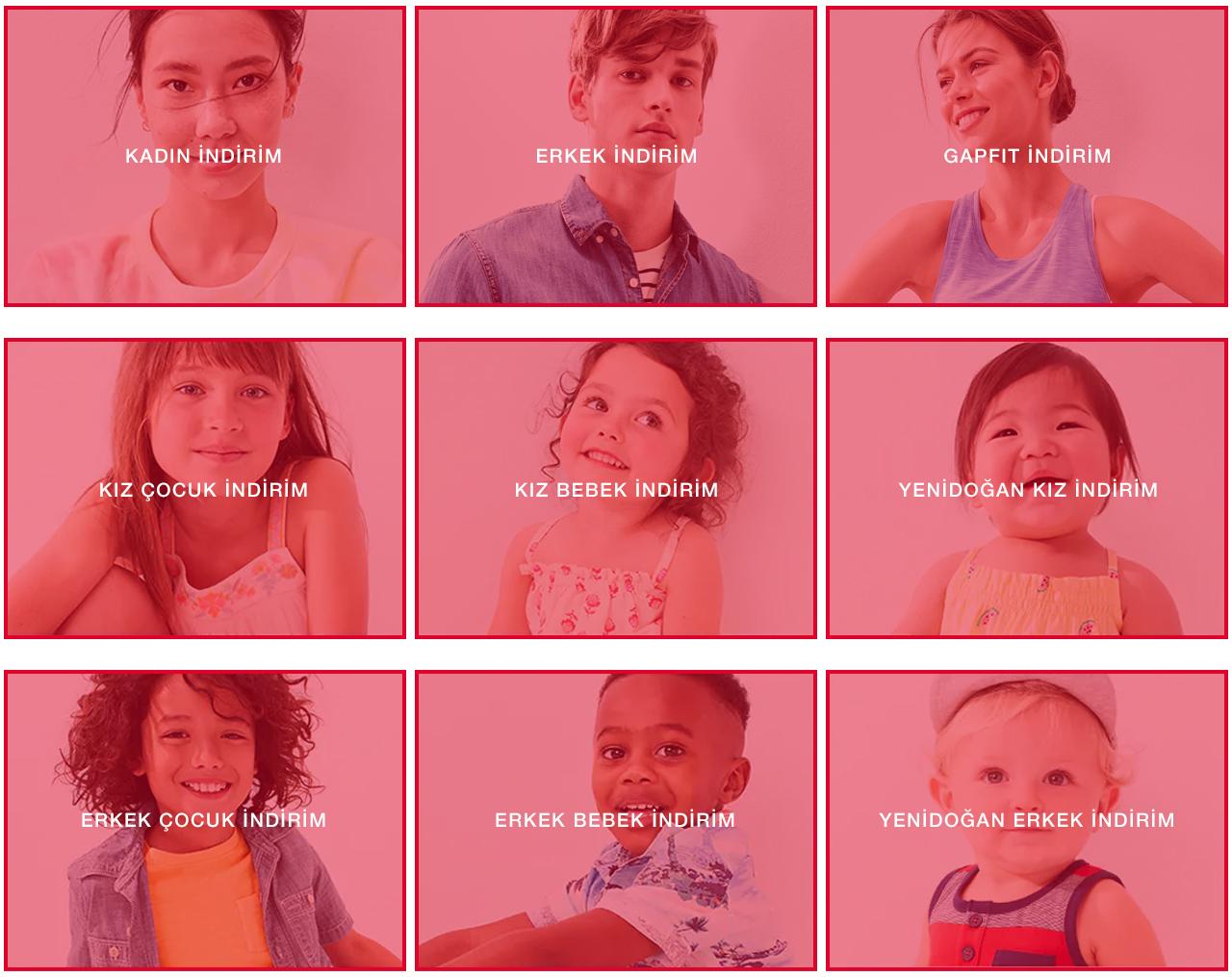 a580c39a3f9d1 Kadın, Erkek, Çocuk ve Bebek Giyim Online Alışveriş
