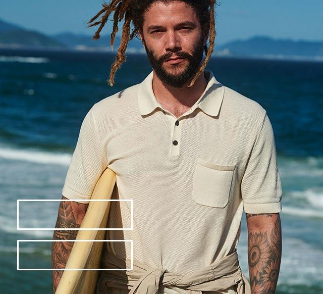 Erkek T-shirt, Erkek Polo T-Shirt