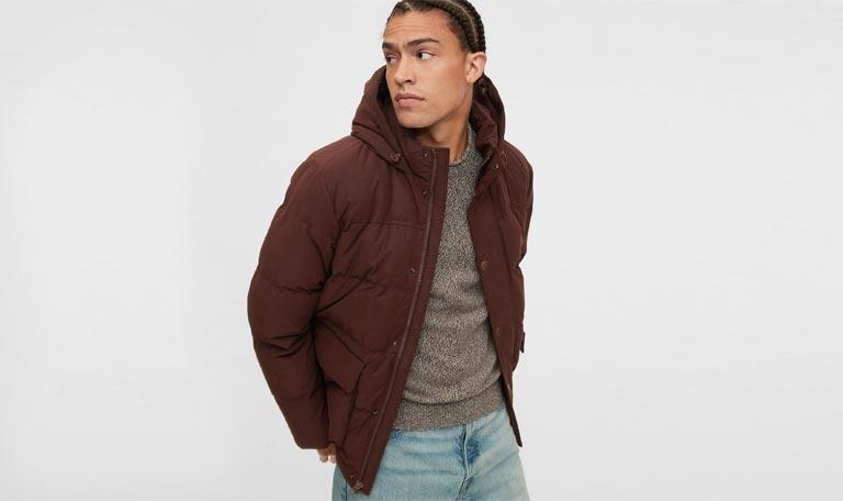 erkek mont ve ceket