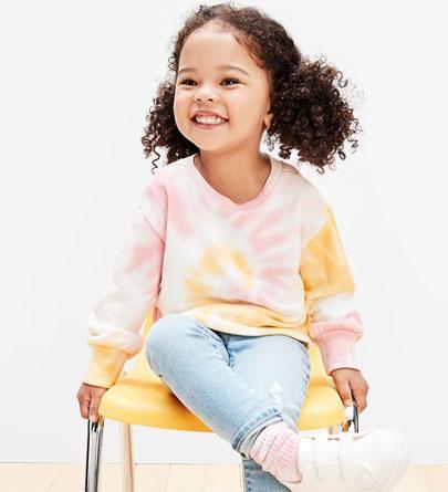 Kız Bebek Gap Sweatshirt
