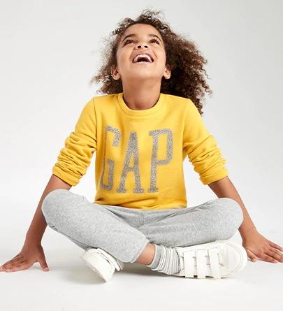 Kız Çocuk Gap Sweatshirt