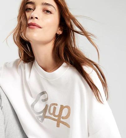 Kadın Gap Sweatshirt