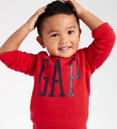 Erkek Bebek Gap Sweatshirt