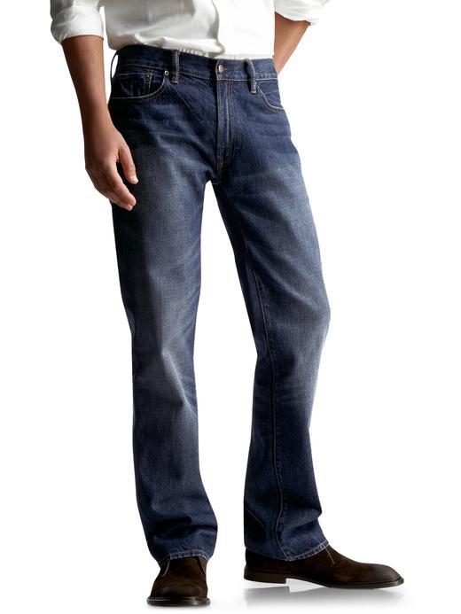 1969 Standard Fit Jeans (Vintage Mavi Orta Yıkamalı)