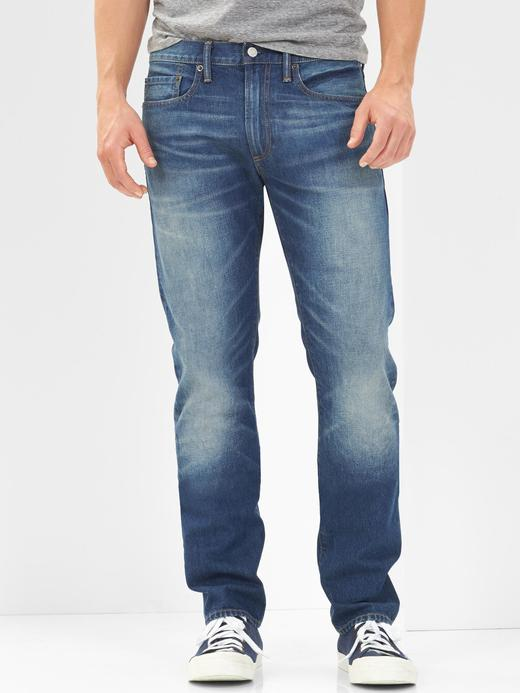 1969 slim fit jean pantolon (medium indigo)