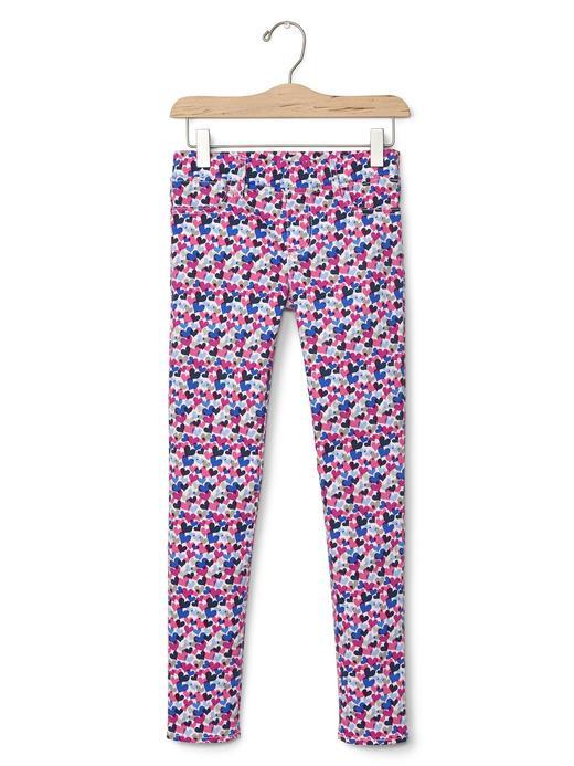 1969 streç legging jean pantolon