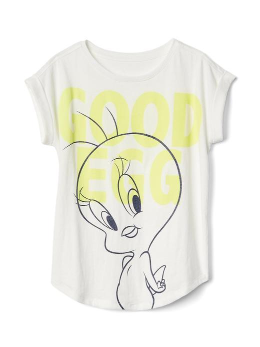 GapKids | Looney Tunes grafik desenli t-shirt