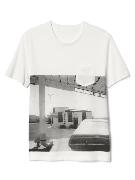 Gap | Neil Krug desenli t-shirt
