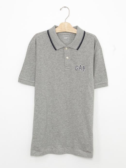 Gap logolu polo yaka t-shirt