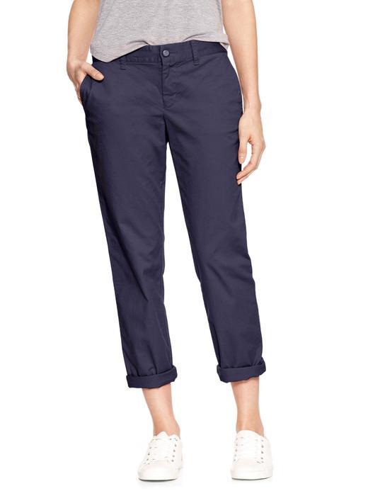 mavi Girlfriend khaki pantolon
