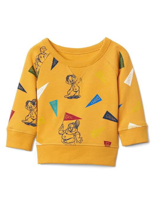 turuncu babyGap | Disney Baby Snow White and the Seven Dwarfs raglan sweatshirt
