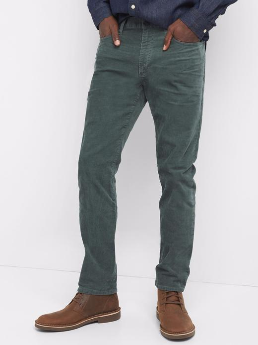 Slim Fit Streç Pantolon