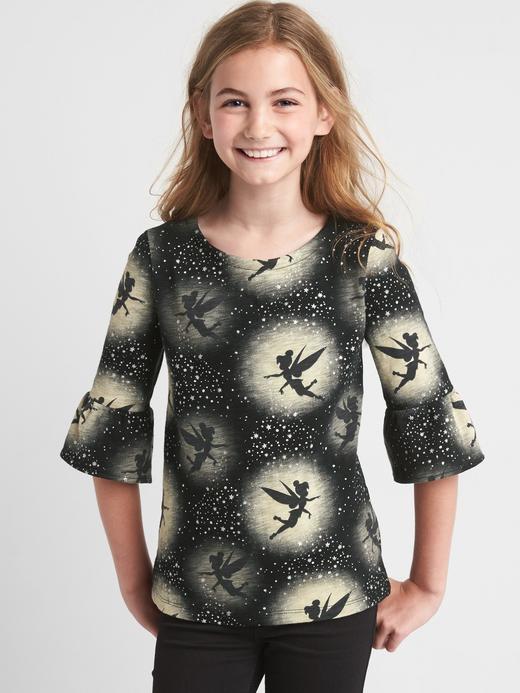 GapKids | Disney desenli pırıltılı t-shirt