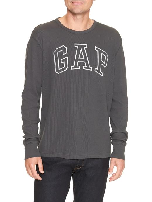 Gap Logolu termal t-shirt