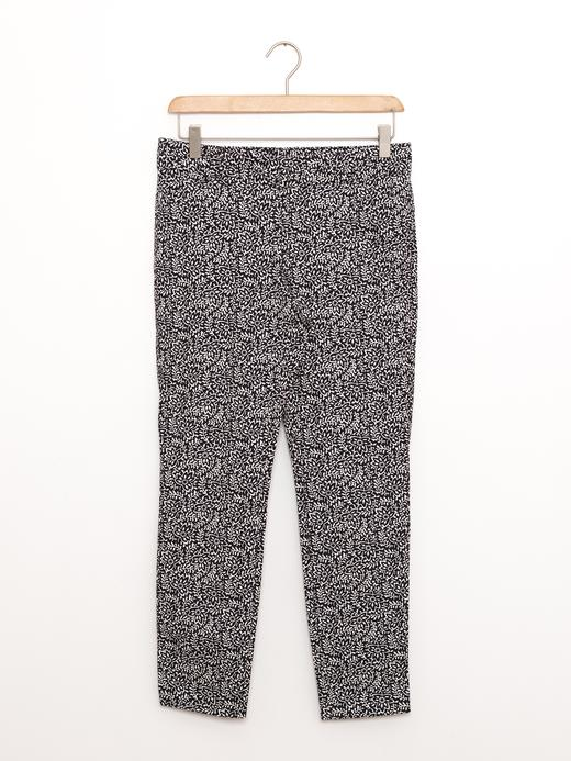 Desenli pantolon