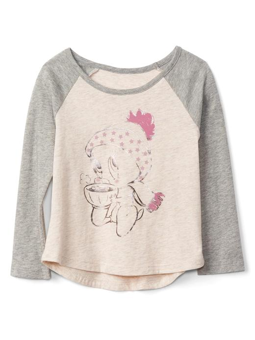 babyGap | Looney Tunes grafik desenli t-shirt