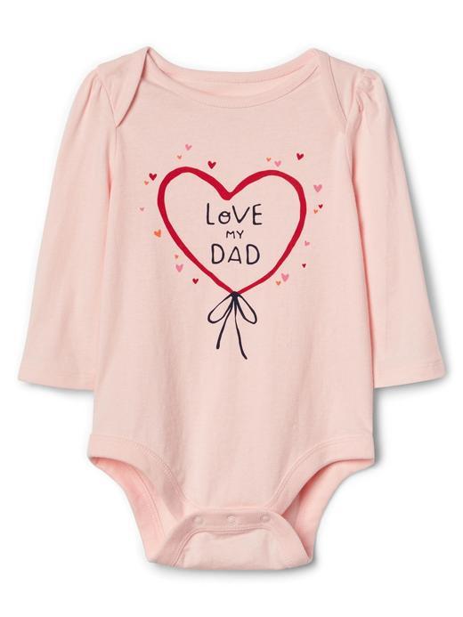 Bebek baba Desenli uzun kollu body