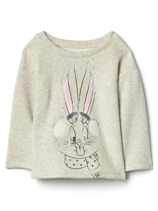 babyGap | Looney Tunes tunik sweatshirt