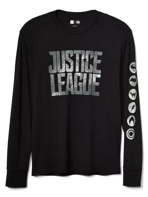 Gap | DC™ Justice League grafik desenli t-shirt