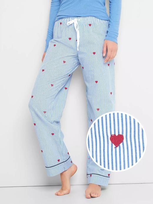 Poplin pijama altı
