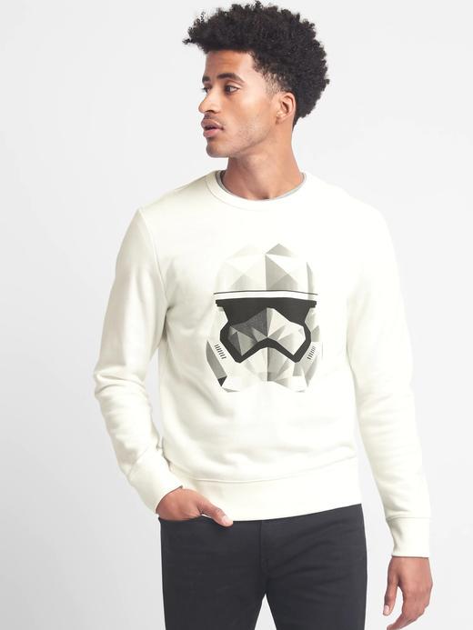 kırık beyaz Gap | Star Wars™ grafik desenli sweatshirt