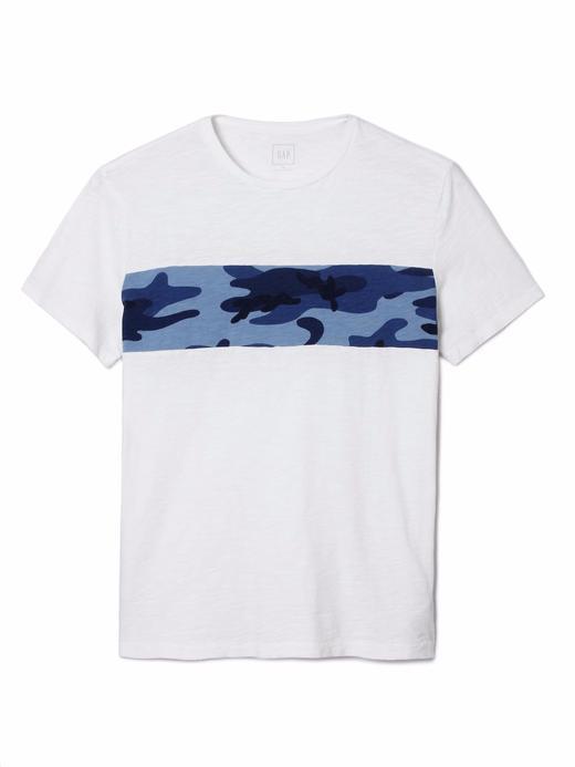 Kısa kollu yuvarlak yaka t-shirt