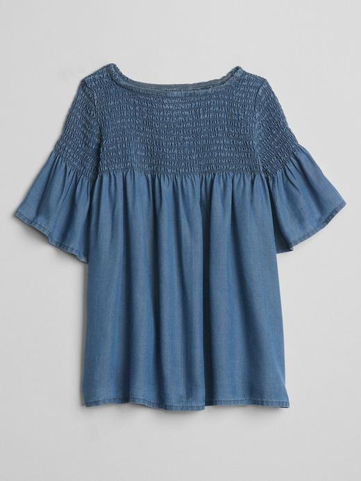 TENCEL™ denim elbise