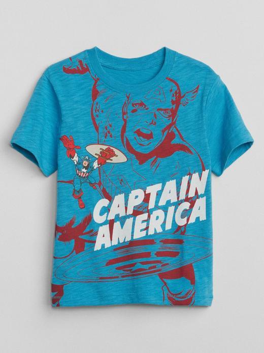 babyGap | Marvel© baskılı t-shirt
