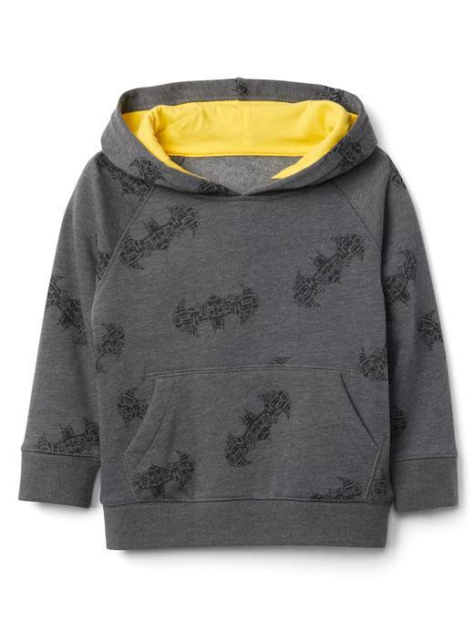 GapKids | DC™ kapüşonlu sweatshirt