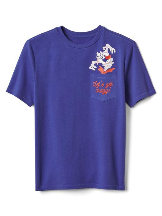 GapKids | Warner Bros grafik desenli t-shirt