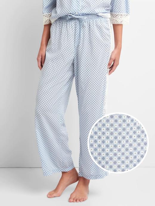 Dreamwell dantel detaylı pijama altı