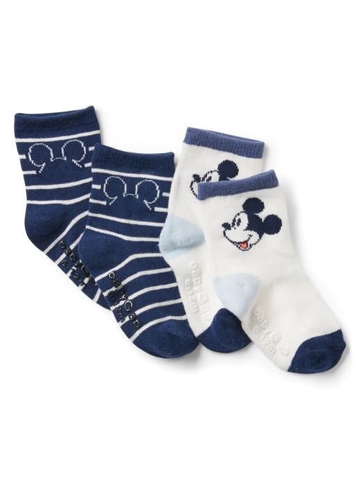 babyGap | Disney Mickey Mouse 2'li çorap