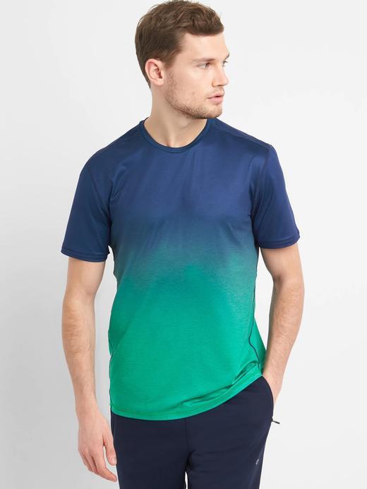 GapFit kısa kollu t-shirt