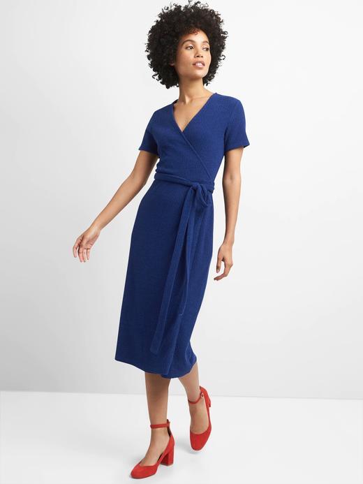 Softspun Midi Elbise