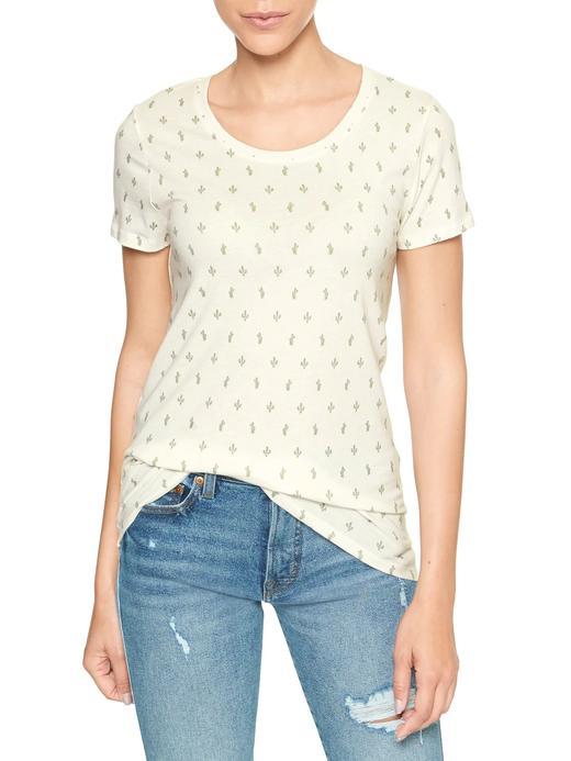 renkli Kısa kollu sıfır yaka t-shirt