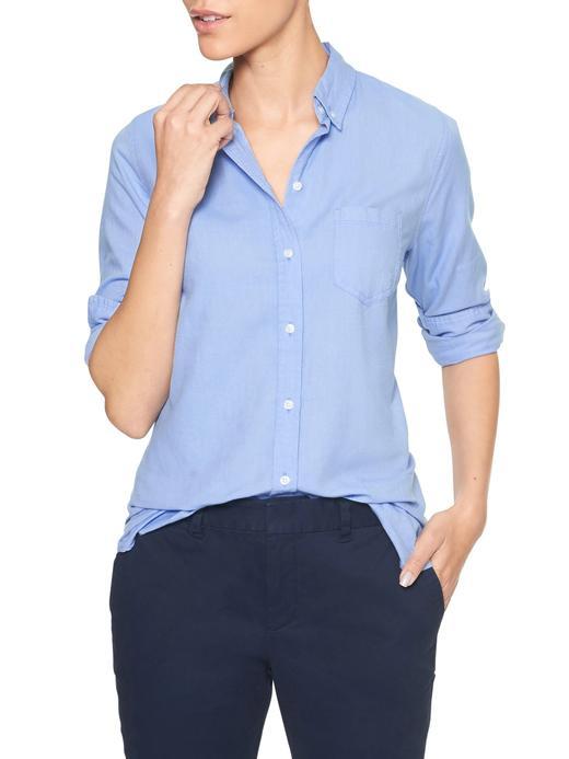 Oxford boyfriend gömlek