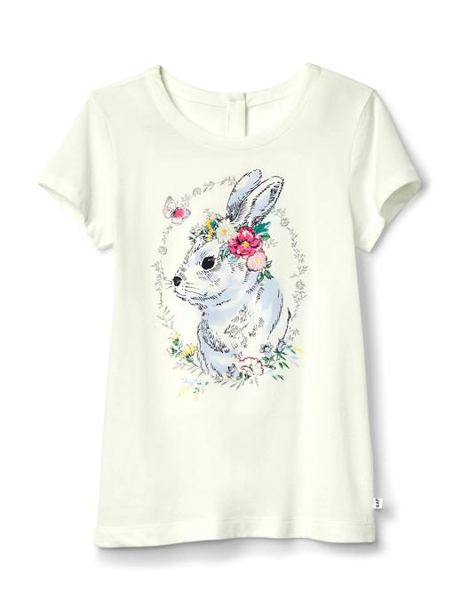 Gap | Sarah Jessica Parker baskılı t-shirt