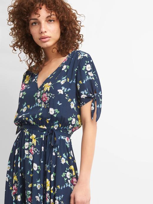 Gap | Sarah Jessica Parker midi elbise