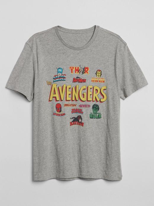 Gap | Marvel© Avengers baskılı t-shirt