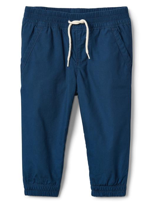 Ekose astarlı pantolon
