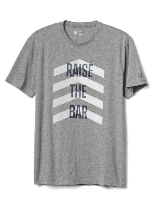 kırçıllı gri GDry grafik desenli t-shirt