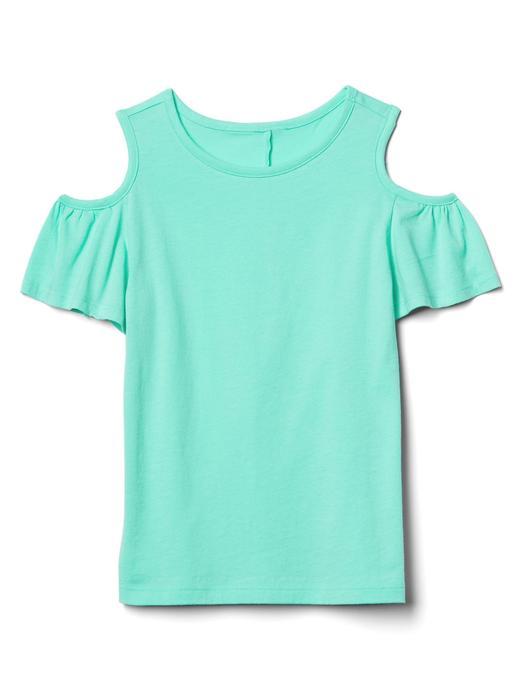 Kız Çocuk Yeşil Renkli t-shirt