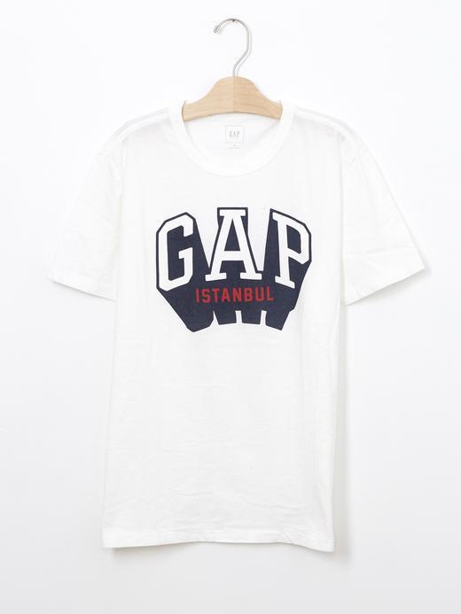 Gap İstanbul t-shirt