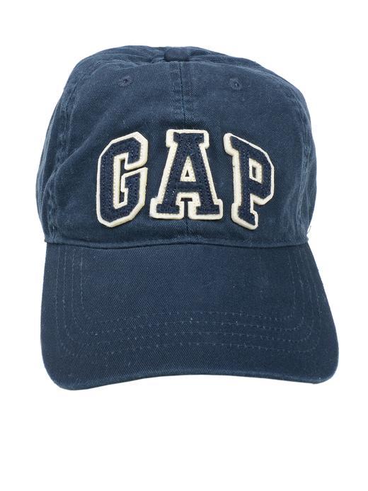 lacivert Logolu şapka