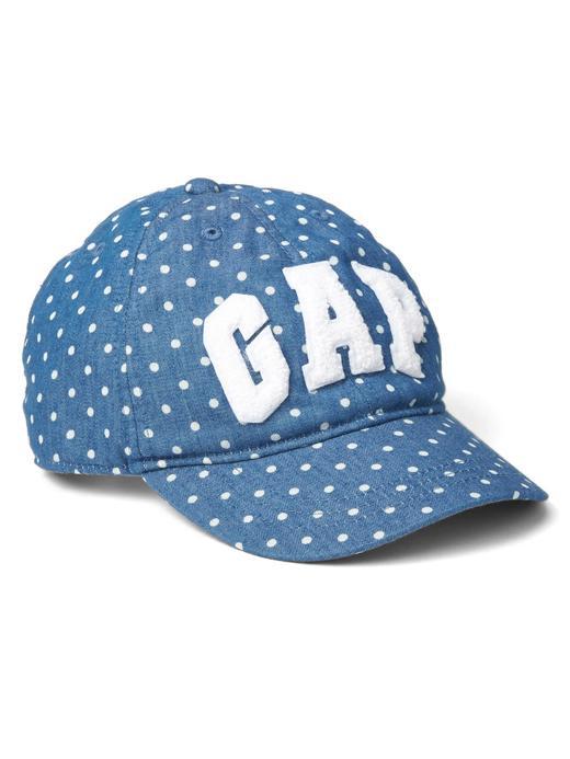 Logolu puantiyeli şapka