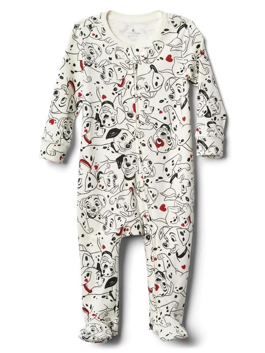 babyGap | Disney Dalmaçyalılar önden fermuarlı tulum