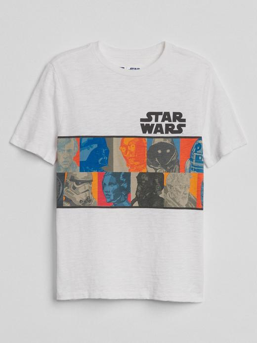 GapKids | Star Wars™ grafik t-shirt