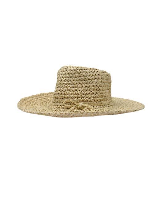 natural Hasır şapka