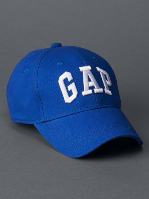 Erkek mavi Gap logolu şapka
