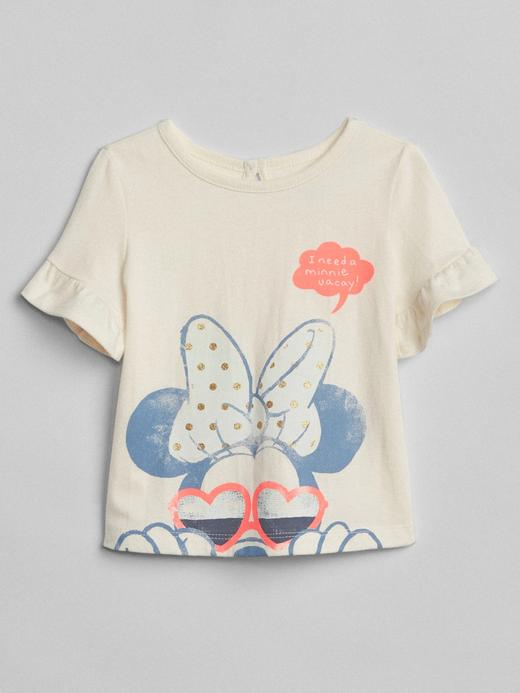 babyGap | Disney Minnie Mouse kısa kollu t-shirt